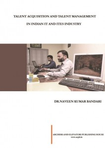 Book Cover: Talent Acquisition and Talent Management Indian IT & ITES Industry