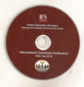 Book Cover: International Business Research Conference
