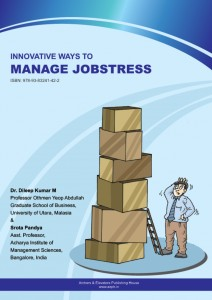Book Cover: Innovative Ways to Manage Job Stress