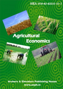 Book Cover: Agricultural Economics