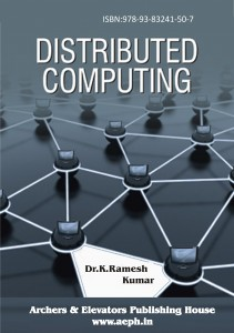Book Cover: Distributed Computing