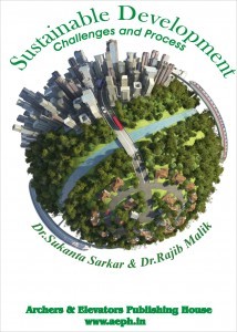 Book Cover: Sustainable Development - Challenges and Process