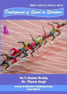 Book Cover: Development of Speed in Sprinters