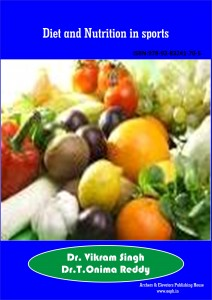 Book Cover: Diet and Nutrition in Sports