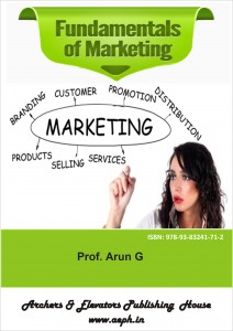 Book Cover: Fundamentals of Marketing