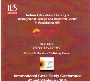Book Cover: International Case Study Conference