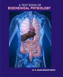 Book Cover: A Textbook of Biochemical Physiology