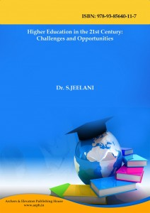 Book Cover: Higher Education in the 21st Century: Challenges and Opportunities