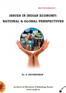 Book Cover: Issues in Indian Economy: National & Global Perspectives