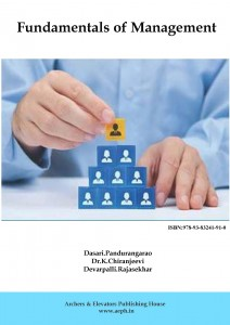 Book Cover: Fundamentals of Management