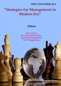 Book Cover: Strategies for Management in Modern Era