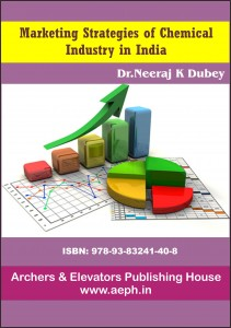Book Cover: Marketing Strategies of Chemical Industry in India