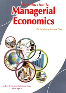 Book Cover: Introduction to Managerial Economics