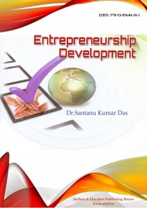 Book Cover: Entrepreneurship Development