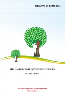 Book Cover: The Handbook of Investment Avenues