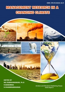 Book Cover: Management Research in a Changing Climate