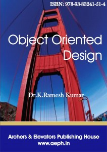 Book Cover: Object Oriented Design