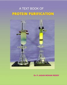 Book Cover: A Textbook of Protein Purification