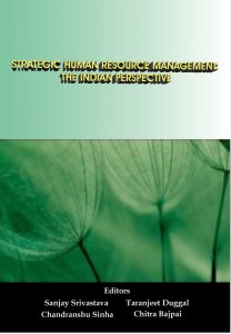 Book Cover: Strategic Human Resource Management: The Indian Perspective