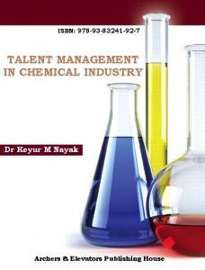 Book Cover: Talent Management in Chemical Industry