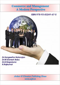 Book Cover: Commerce and Management - A Modern Perspective