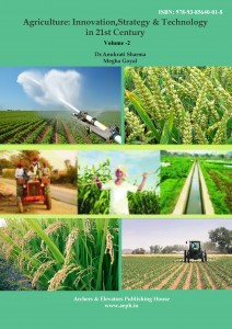 Book Cover: Agriculture: Innovation, Strategy & Technology in 21st Century - Volume II