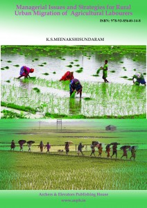 Book Cover: Managerial Issues and Strategies for Rural Urban Migration of Agricultural Labourers
