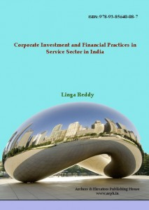 Book Cover: Corporate Investment and Financial Practices in Service Sector in India