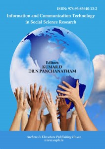 Book Cover: Information and Communication Technology in Social Science Research