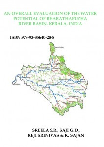 Book Cover: An Overall Evaluation of the Water Potential of Bharathapuzha River Basin, Kerala, India
