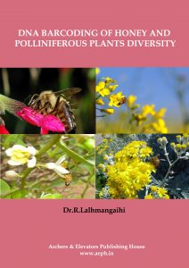 Book Cover: Dna Barcoding Of Honey And Polliniferous Plants Diversity